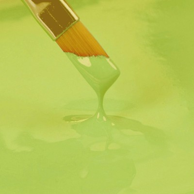 PAINT IT! - Peinture comestible Vert Pastel de Rainbow dust